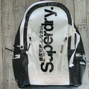 ✨Superdry ✨Mono Tarp Backpack